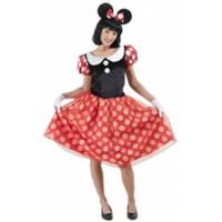 Minnie - déguisement adulte à louer DGZL-100690 de Non