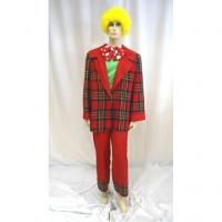 Clown Luxe - location de costume adulte DGZL-100411 de Non