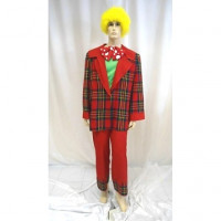 Clown Luxe - location de costume adulte DGZL-100411 de Non