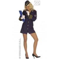 Hôtesse De L'Air - location de costume adulte DGZL-100589 de Non