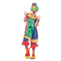 Déguisement Clown Dame Taille M 123DEG-8423667099026-10013578
