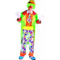 Déguisement Clown Pito Taille 50/52 123DEG-3700631020831-10015072