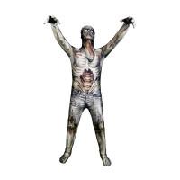 Déguisement seconde peau ™ Enfant Zombie Taille L 123DEG-887513009795-10014254