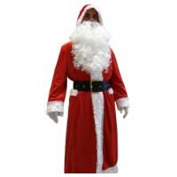 Père Noël Wilbers - location de costume adulte DGZL-100728 de Wilbers