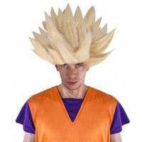 Sangoku, le héro de Dragon Ball Z - déguisement adulte à louer DGZL-100089 de Non