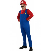 Super Mario - déguisement adulte à louer DGZL-100274 de Non