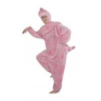 Flamant Rose - déguisement adulte à louer DGZL-100542 de Non