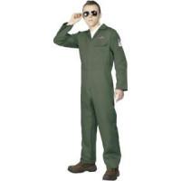 Combinaison aviateur (homme) - déguisement adulte à louer DGZL-200071 de Non