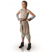 Rey, personnage de Star Wars- déguisement enfant à louer  DGZL-200284 de Non