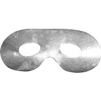 Loup Carton métallise Argent 123DEG-3700638201097-10011793
