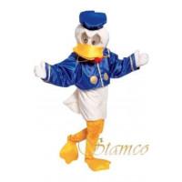 Donald Duck mascotte - location de déguisement adulte DGZL-100491 de Non