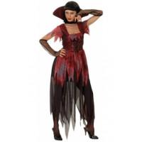 Vampire Gothique - costume adulte à louer DGZL-100909 de Non