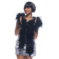 Boa Plumes Luxe Env 150G 200cm Noir 123DEG-3700638203404-10023120