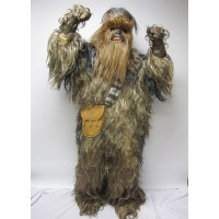Chewbacca, le célèbre Wookiee de Star Wars - location de costume adulte DGZL-100248 de Non