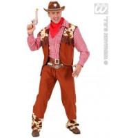 Billy The Kid - déguisement adulte à louer DGZL-100333 de Non