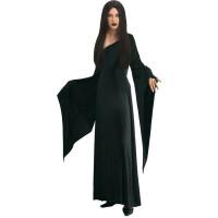 Déguisement Femme Morticia Addams Noire Taille 46/48 123DEG-3700631002233-10015258