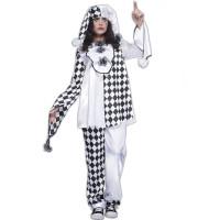 Déguisement Pierrot Femme Taille 38/40 123DEG-3700638228841-10015668