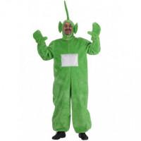 Dipsy, personnage des Télétubbies- déguisement adulte à louer DGZL-100284 de Non