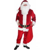 Père Noël Chaks - costume adulte à louer DGZL-100726 de Chaks