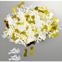 Confettis Couple/Love Ass 14 Grs 123DEG-3700638202339-10011982