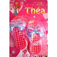 Chaussures de Plage Décorées 15cm Assorties (24) 123DEG-3588270034316-10020167