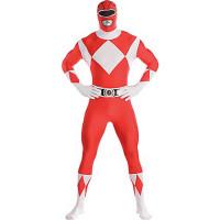 Power Ranger rouge - location costume adulte DGZL-200267 de Non