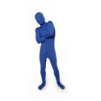 Déguisement seconde peau ™ Enfant Bleue Taille M 123DEG-816804013449-10014273