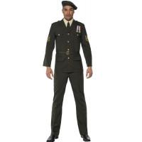 Officier de guerre - déguisement adulte à louer  DGZL-200062 de Non