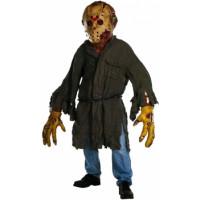 Vendredi 13 (Jason Voorhees) - déguisement adulte à louer DGZL-100910 de Non
