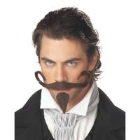 Moustache et Barbichette Dandy 123DEG-19519011704-10021757