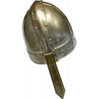 Casque Medieval Adulte Pvc 23X18cm 123DEG-3700638204883-10011742