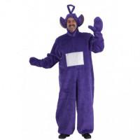 Tinky Winky, personnage des Télétubbies - location de déguisement adulte DGZL-100288 de Non