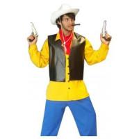 Lucky Luke - déguisement adulte à louer DGZL-100187 de Non