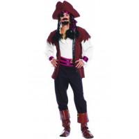 Pirate Guirca- déguisement adulte à louer DGZL-100747 de Guirca