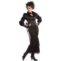 Déguisement Lady Victorienne Steampunk - Taille Unique 123DEG-721773662638-10014308