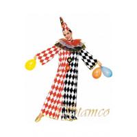 Arlequin  - costume adulte à louer DGZL-100315 de Non