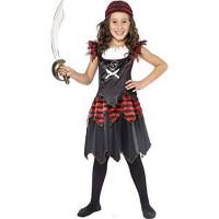 Pirate enfant fille - location déguisement enfant DGZL-200240 de Non
