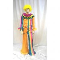 Clown Cerceaux - déguisement adulte à louer DGZL-100408 de Non