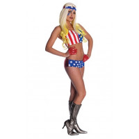 Lady gaga america - location de costume adulte DGZL-100232 de Non