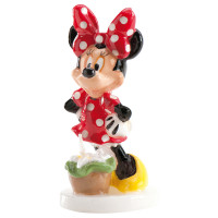 1 Bougie Décorative Minnie© 9 Cm 123DEG-8435035205960-10011030