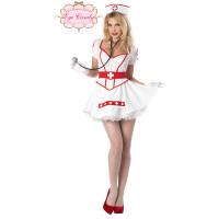 Déguisement infirmière Sexy Taille S 123DEG-19519039340-10014134
