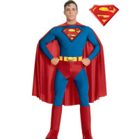 Superman I - location de costume adulte DGZL-100282 de Non