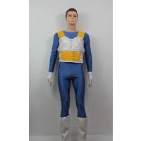 Végéta, le personnage de Dragon Ball Z - déguisement adulte à louer DGZL-100092 de Non