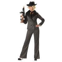 Déguisement Femme Gangster Taille M 123DEG-19519019069-10014112