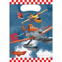 Lot de 6 Sacs Cadeaux Imprimés Planes Rescue 123DEG-5201184843628-10017268