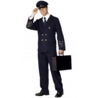 Aviateur - déguisement adulte à louer DGZL-100319 de Non