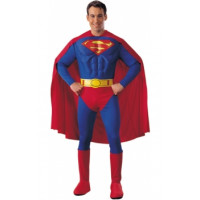 Superman - déguisement adulte à louer DGZL-100281 de Non