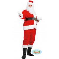 Père Noël  Guirca- déguisement adulte à louer DGZL-100727 de Guirca