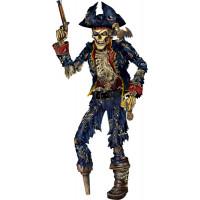 Decor Squelette Pirate Carton 1.50 M Imprime 1 Face 123DEG-34689504580-10018730