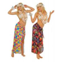Paréo Hawaïn - déguisement femme en location DGZL-200597 de Non